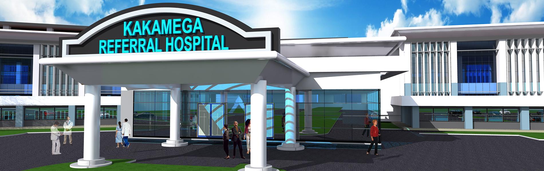 Kakamega Teaching & Referral Hospital