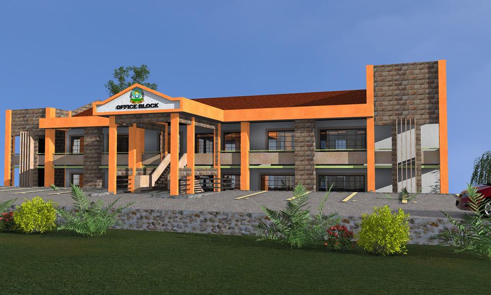 Embu University Office Block
