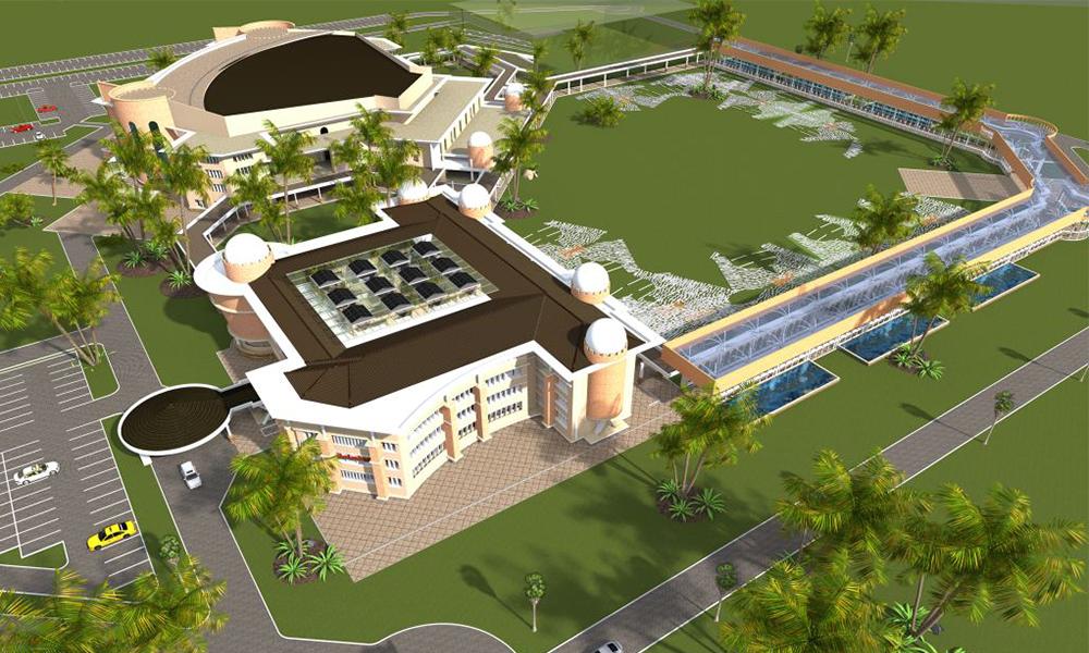 Pwani University Auditorium